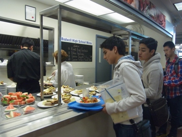 bodwell cafeteria